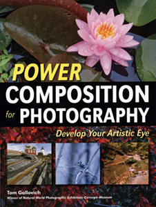 "Tom's New Book ""POWER COMPOSITION"""